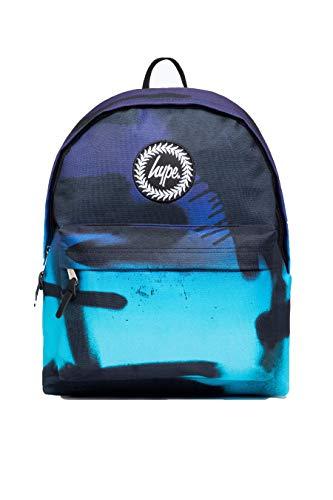 HYPE Blue Spray Backpack