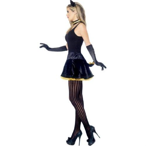 Smiffy's - 26417 Sexy Katzenkostüm Kostüm Katze
