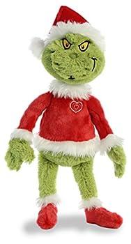 Aurora - Dr Seuss - 16  Grinch Santa