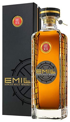 Emill Kraftwerk, German Single Malt Whisky, 0,7l. in hochwertiger Box