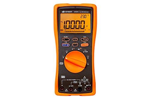 KEYSIGHT U1241C ハンドヘルド・デジタル・マルチメータ、4桁、IP67準拠