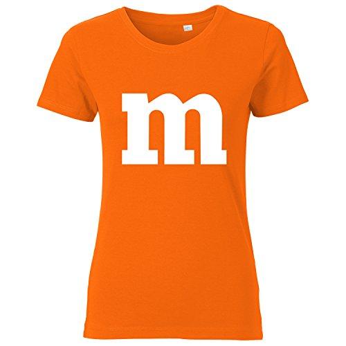 ShirtWorld Fasching en carnaval kostuum voor koppels en groepen - dames T-shirt