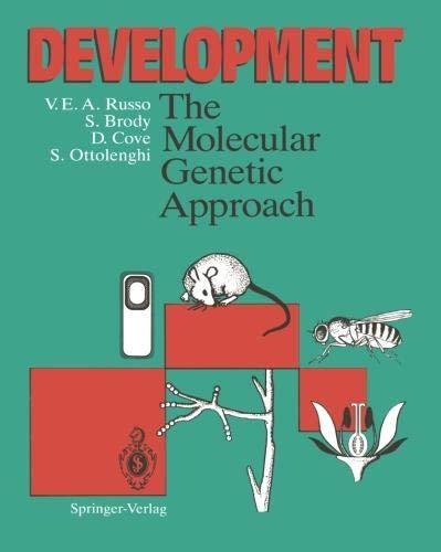 Development: The Molecular Genetic Approach