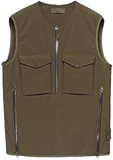 [ストーンアイランド] メンズ ジャケット・ブルゾン Ghost Zip Utility Vest [並行輸入品]