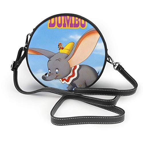 XCNGG Monedero pequeño para teléfono celular Winnie The Pooh And Piglet Leather Shoulder Bag Travel Daypack Women Girls Party Gift