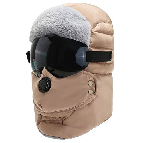 Warme Hut Spitze Kappe tragen wasserdichte Kapuze stilvolle Winddichte weiche...
