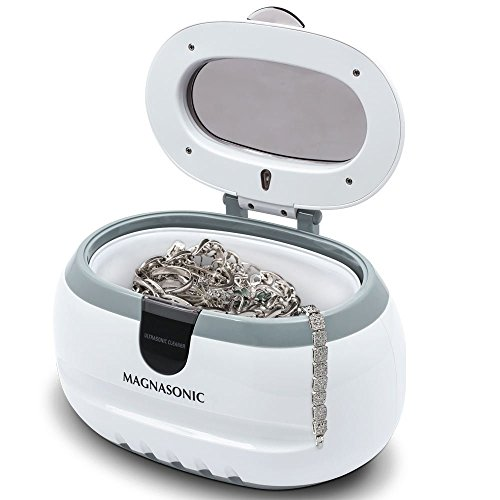 Magnasonic Ultrasonic Polishing Jewelry Cleaner Machine