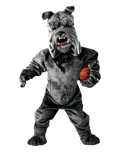 ALINCO Bully Bulldog Mascot Costume