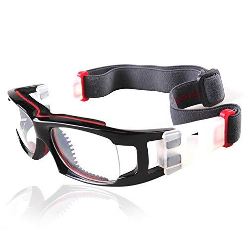 Kindlyperson Sportbrillen, Anti-Fog-Over-The-Glasses-Schutzbrillen für Sportarten mit hohen Belastungen - Basketball, Lacrosse, Bodenhockey