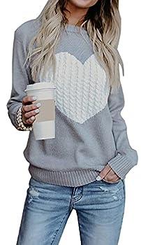 Best heart sweater Reviews