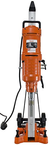 Cayken 10in. Diamond Core Drill Rig with 200F Adjustable Angle Stand