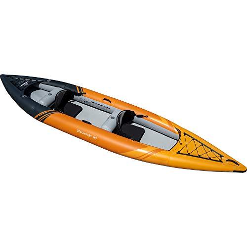 AQUAGLIDE Deschutes 145 Inflatable Kayak, 2 Person