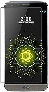 جلاس - واقي شاشة صلب مقاوم للكسر بحماية زجاجية لجوال إل جي جي5 - LG G5 Dual sim