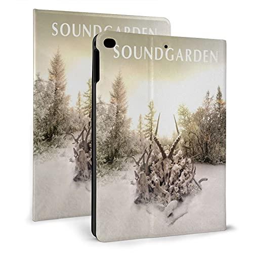 Sonido Poster Jardín Ipad Mini4/5 7.9 pulgadas y iPad Air1/2 9.7 pulgadas Slim Smart Cover caso a prueba de golpes Auto Wake/Sleep