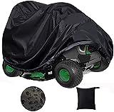 <span class='highlight'><span class='highlight'>YGU</span></span> Lawn Mower Cover Riding Lawn Tractor Cover Riding Mower Cover r Fits Decks up to 54