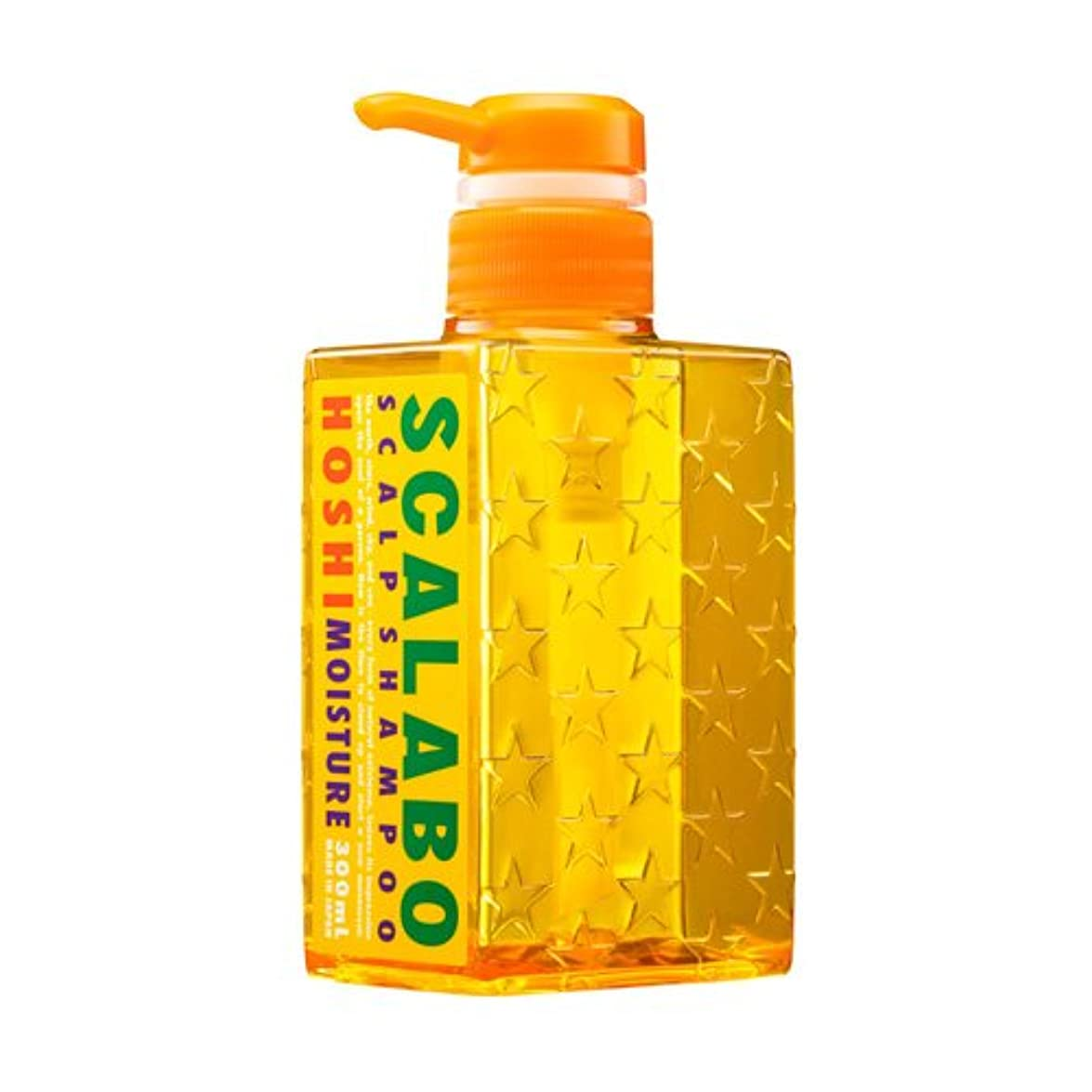 くまうそつき情熱スカラボ 薬用スカルプシャンプー HOSHI 300ml