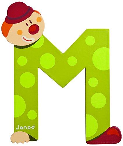 Janod 4504554 Lettres Clown M