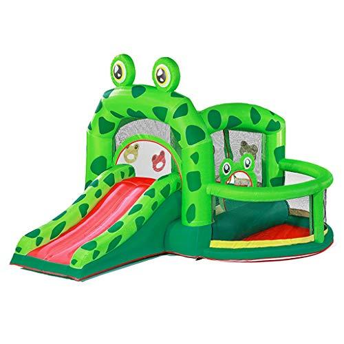 Bouncy Castles Children's Inflatable Castle Children's Toys Small Trampoline For Children Children's Slides Inflatable Castles For Outdoor Amusement Parks (Size : 330x300x235cm)