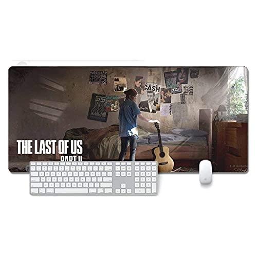 Alfombrilla de Ratón Gaming Juego Mouse Pad El último juego de piezas de la parte de los Estados Unidos Mat de la estera del teclado de la estera del teclado de la estera del café de la alfombrilla ex