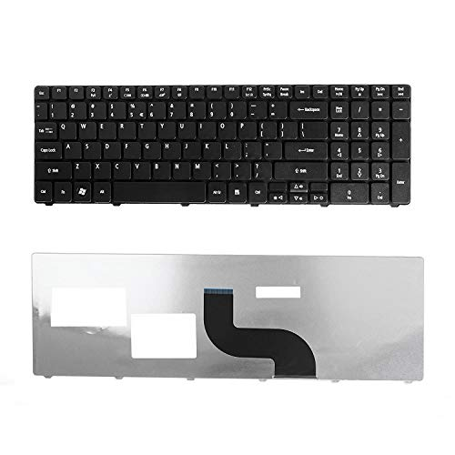 REPLACEMENT LAPTOP KEYBOARD FOR ACER ASPIRE 5742-669 US Layout Black