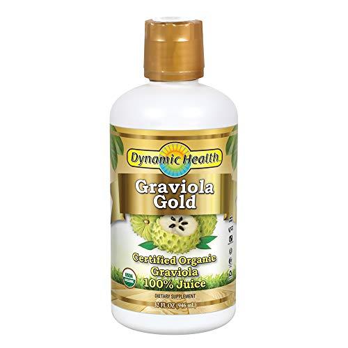 Dynamic Health Graviola Gold | Organic Graviola...