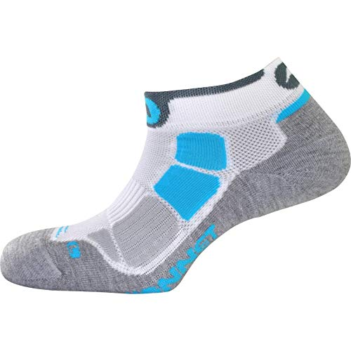 Monnet Run Air 45/46 - Calcetines (talla 45/46), color azul