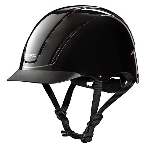 Troxel Spirit Performance Helmet, Black, X-Small