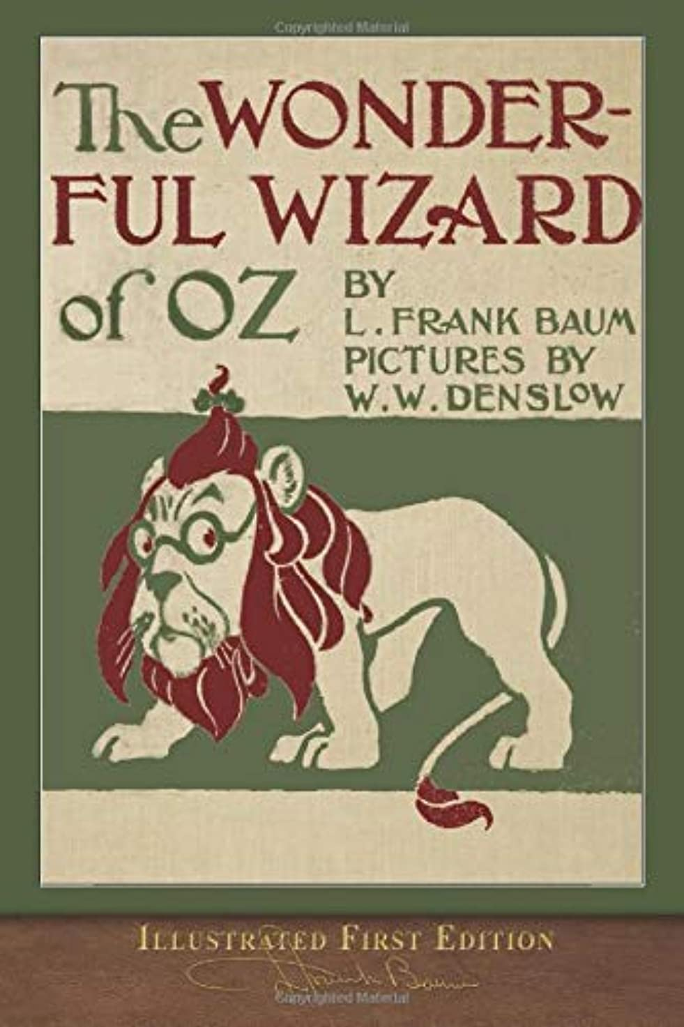 スペイン語警察署仮定、想定。推測The Wonderful Wizard of Oz (Illustrated First Edition): 100th Anniversary OZ Collection