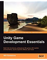 Unity Game Development Essentials By Will Goldstone - Paperback