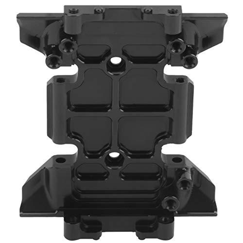 Leichte RC-Zubehör-Unterfahrschutzplatte für Axial Scx10 Iii Axi03007(black)