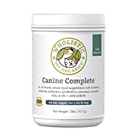 Wholistic Canine Complete (2 lbs Tub) by Wholistic Pet Organics