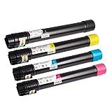 Cartuchos de tóner compatibles FDC 106R01439 106R01436 106R01437 106R01438 para...