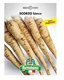 Sementi orticole di qualità l'ortolano in busta termosaldata (160 varietà) (SCORZOBIANCA)
