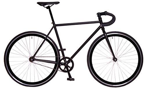 RAY Road Negra Bicicleta Fixie Urbana Llantas Perfil