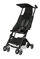 GB Pockit Lightweight Stroller For Tall Kid