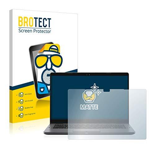 BROTECT Entspiegelungs-Schutzfolie kompatibel mit Dell Latitude 5310 2-in-1 Bildschirmschutz-Folie Matt, Anti-Reflex, Anti-Fingerprint