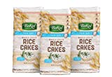 - WHOLE GRAIN GOODNESS: Treat yourself to scrumptious treats wholly inspired by nature! Made from brown rice and lightly seasoned with sea salt, BaKol rice cakes are delicious additions to any pantry. You'll receive 3 packs with 27 cakes each to give...