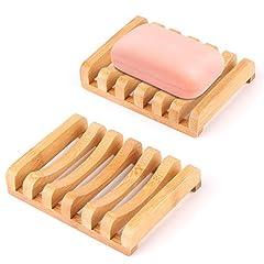 Holz Dusche  2 Stück