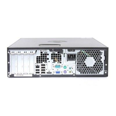 HP 8300 4K Gaming Computer Intel Quad Core i5 upto 3.6GHz, 8GB, 1TB HD, Nvidia GT730 4GB, Windows 10 Pro, WiFi, USB 3.0 (Renewed)
