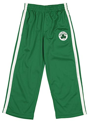 Outerstuff NBA Boys (4-20) Boston Celtics Mesh Pants - Large (14-16)