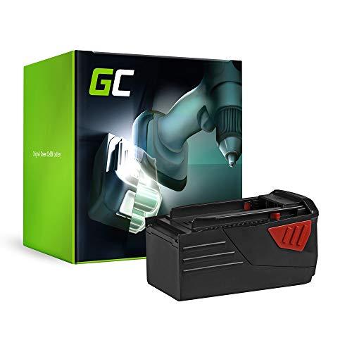 GC® (3Ah 36V Li-Ion Zellen) 2203932 418009 Akku für Hilti TE6A TE 6-A Li Werkzeug Ersatzakku