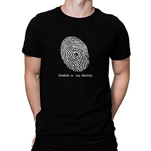 Teeburon Swedish is my Identity Camiseta