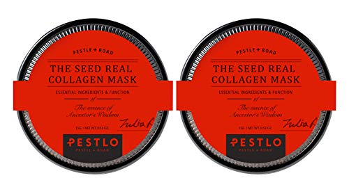 PESTLO The Seed Real Collagen Mask