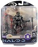 Halo 3 Mcfarlane Toys Series 3 Exclusive Action Figure Steel Spartan EOD (Sniper...