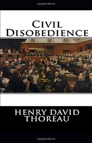 Civil Disobedience Illustrated