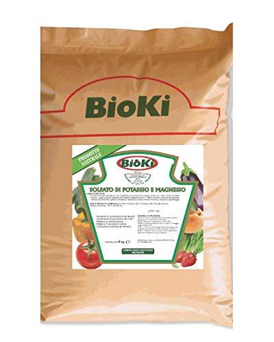 Bioki 161-17 Potassio e Magnesio Solfato