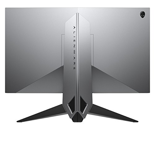 Alienware 25 Gaming Monitor - AW2518Hf, Full HD @ Native 240 Hz, 16: 9, 1ms response time, DP, HDMI 2.0A, USB 3.0, AMD Freesync, Tilt, Swivel, Height-Adjustable