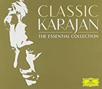 Classic Karajan - The Essential Collection [2 CD] by Herbert Von Karajan