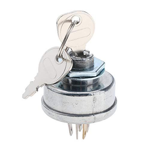 H HILABEE 725-0267A 925-0267 Interruptor Y Llave de Encendido para Cortacésped para Toro 23-0660