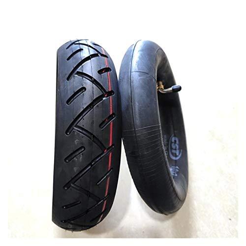 huiy ue Speedway - Tubo interior CST 10 x 2,50, tubo interior eléctrico de 10 x 2,50, tubo exterior, a prueba de explosiones, neumáticos avanzados (color: neumático externo)